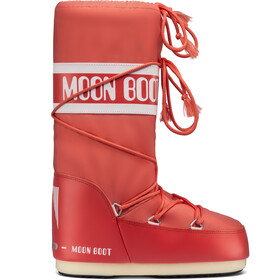Moon Boot Nylon Stiefel Damen coral